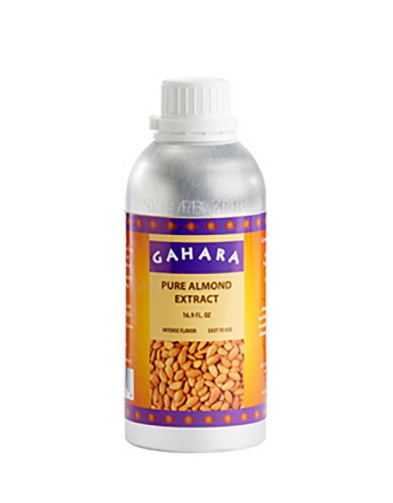 Gahara Gahara - Almond Extract - 16.9oz, GA200 *4*