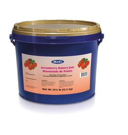 Hero Hero - Jam, Strawberry - 27.5lb, HE1025