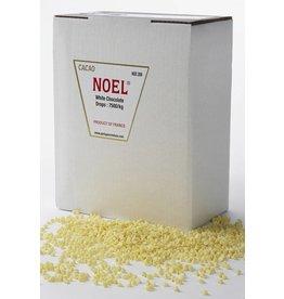 Cacao Noel Noel - Drops, Mini, White - 13.2lb (3400ct), NOE208