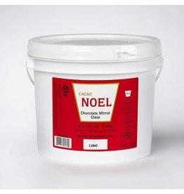 Cacao Noel Noel - Mirror Glaze, Dark - 8.8lb, NOE925