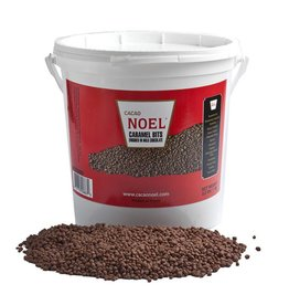 Cacao Noel Noel - Caramelized sugar bits in Milk Chocolate - 2.2lb, NOE989