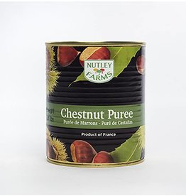 Nutley Farms Nutley Farms - Chestnut puree, unsweetened - 1.9lb, NU1027