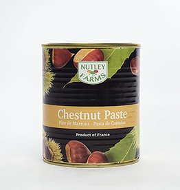 Nutley Farms Nutley Farms - Chestnut paste 60% sweetened - 2.2lb, NU1028 *12*