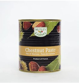 Nutley Farms Nutley Farms - Chestnut paste 60% sweetened - 2.2lb, NU1028