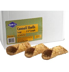 Pastry 1 Pastry 1 - Cannoli Shell, large - 4.92'' (100ct), PA0300