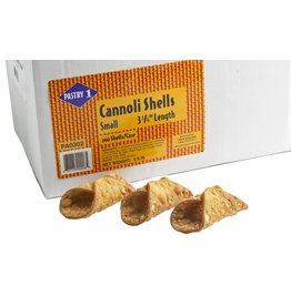 Pastry 1 Pastry 1 - Cannoli Shell, small -  3.15'' (200ct), PA0302
