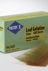 Pastry 1 Pastry 1 - Silver Gelatin sheets (400ct), PA0400