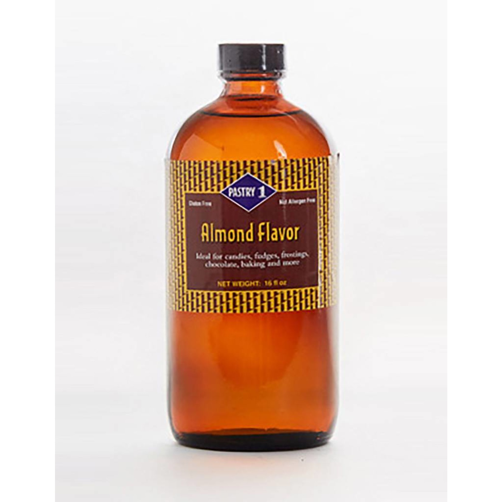 Pastry 1 Pastry 1 - Almond essence, oil based - 16oz, PA8074