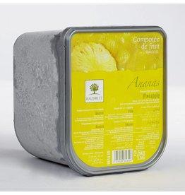 Ravifruit Ravifruit - Compote, Pineapple/vanilla/coconut - 5.5lb, RAV301 *2*