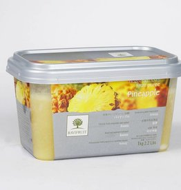 Ravifruit Ravifruit - Pineapple Puree - 2.2lb, RAV771 *5*