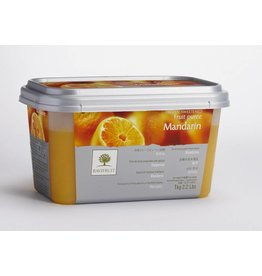 Ravifruit Ravifruit - Puree, Mandarin Orange - 2.2lb, RAV791 *5*