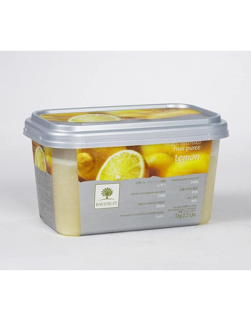 Ravifruit Ravifruit - Lemon Puree - 2.2lb, RAV802 *5*