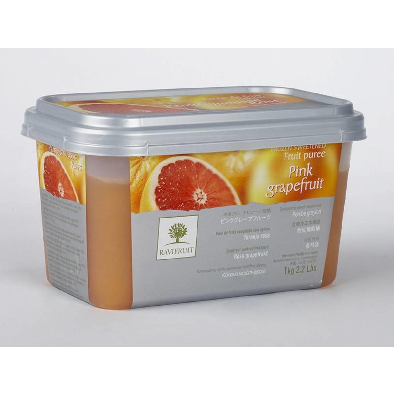 Ravifruit Ravifruit - Pink Grapefruit Puree - 2.2lb, RAV815
