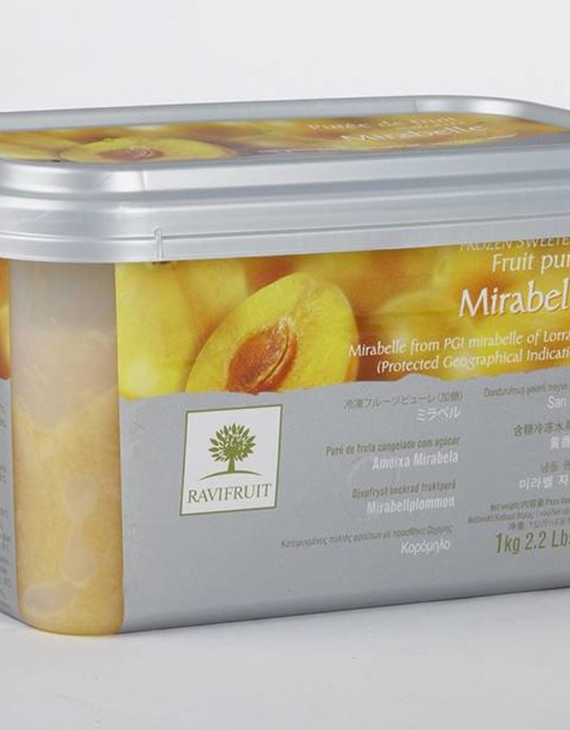Ravifruit Ravifruit - Mirabelle Plum Puree - 2.2lb, RAV831