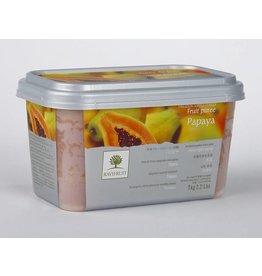 Ravifruit Ravifruit - Puree, Papaya - 2.2lb, RAV871 *5*