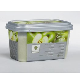 Ravifruit Ravifruit - Puree, Green Apple - 2.2lb, RAV881 *5*
