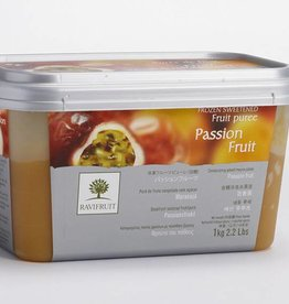 Ravifruit Ravifruit - Passion Fruit Puree - 2.2lb, RAV911 *5*