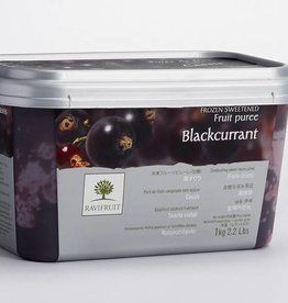 Ravifruit Ravifruit - Black Currant Puree - 2.2lb, RAV951 *5*