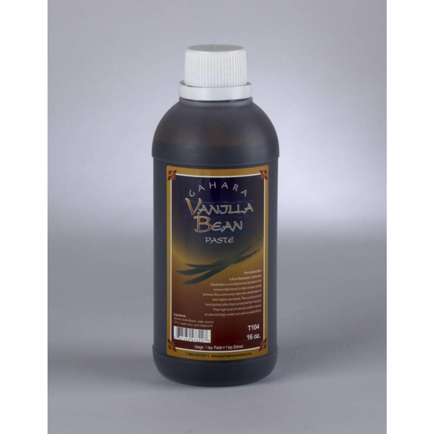 Gahara Gahara - Vanilla Bean paste - 16oz, T104