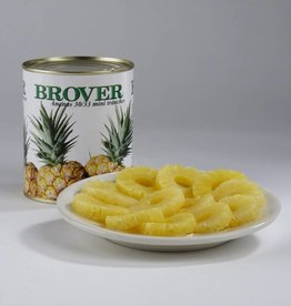Brover Brover - Mini Pineapple slices - 29oz, PA2570