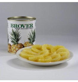 Brover - Mini Pineapple slices - 29oz, PA2570 *12*