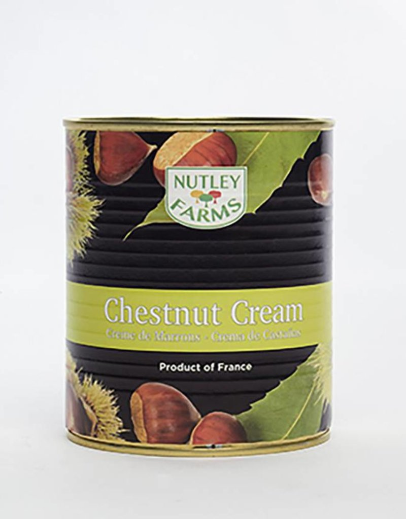 Nutley Farms Nutley Farms - Chestnut cream 50% - 2.2lb, NU1029