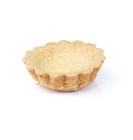 Pruve Pruve - Tart shell, Vienna tartlet, fluted - 2'' (258ct), 20753