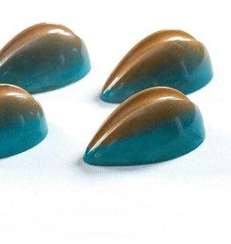 Pavoni Pavoni - Bachour Polycarbonate Chocolate Mold, (21 cavity), PC41
