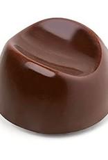 Pavoni Pavoni - Bachour Polycarbonate Chocolate Mold, (21 cavity), PC45