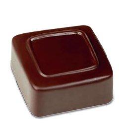 Pavoni Pavoni - Artisanal Polycarbonate mold, Square - line, PC105