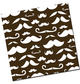 Chocobutter Chocobutter Transfers - Mustaches (10 sheets)