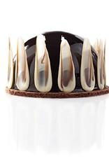 Dobla Dobla - Chocolate Feather Artisanal (126ct), 91250   77102