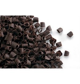 Dobla Dobla - Dark Chocolate Mini Curls - 12lb, 96385