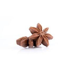 Dobla Dobla - Chocolate Star Anise, 3cm (54ct), 77308