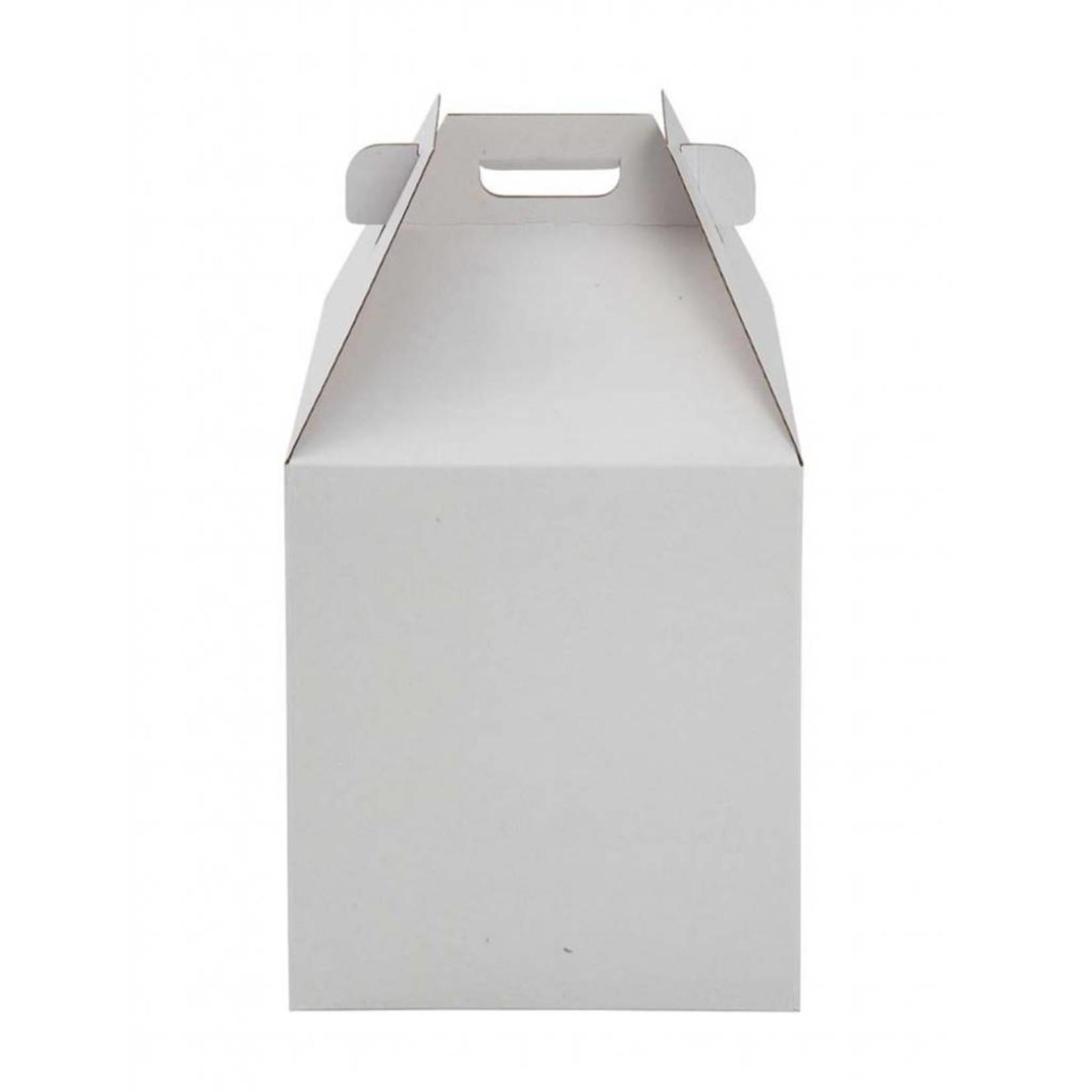 Whalen Whalen - Cake box - Corrugated w/out window - 16x16x18''