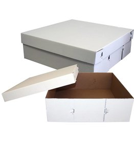 The Pastry Depot Cake Box - 20x20x9.5''