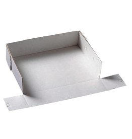 The Pastry Depot Tape fastener Tray - 1/2 sheet - 18x13x3.5''