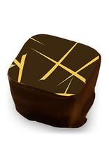 Chocobutter Chocobutter - Cocoa butter transfer, Kabuki, Mango (10 sheets)