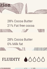 Cacao Barry Cacao Barry - Force Noire Dark Chocolate 50% - 5kg/11 lb, CHD-X50FNOI-US-U77