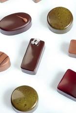 Pavoni Pavoni - Artisanal Polycarbonate Chocolate Mold, Round - smooth, PC113