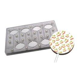 Fat Daddios Fat Daddios - Magnetic mold, Lollipop (7 Cavity), PCMM-08