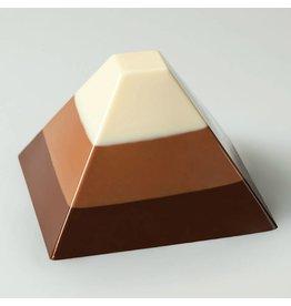 Pavoni Pavoni - Pavoflex silicone mold, Piramide, Monoporzione (35 cavity), PX004