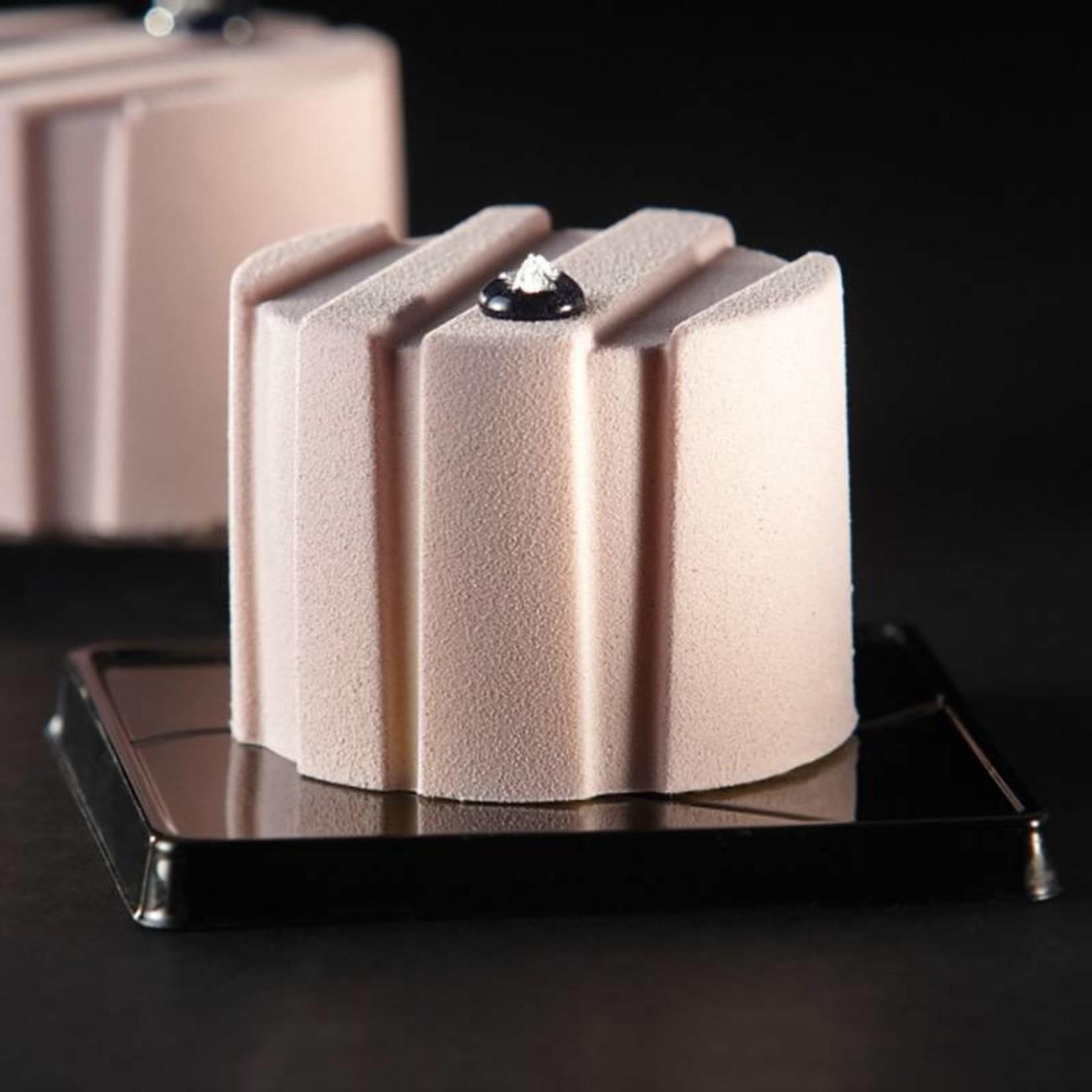 Pavoni Pavoni - Pavoflex silicone mold, Rigo, Monoporzione (24 cavity), PX019