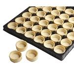 Moda Moda - Tart shell, Sweet round - 1.3'' (48ct) sleeve, PA7200-S