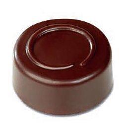 Pavoni Pavoni - Artisanal Polycarbonate mold, Round - line, PC100