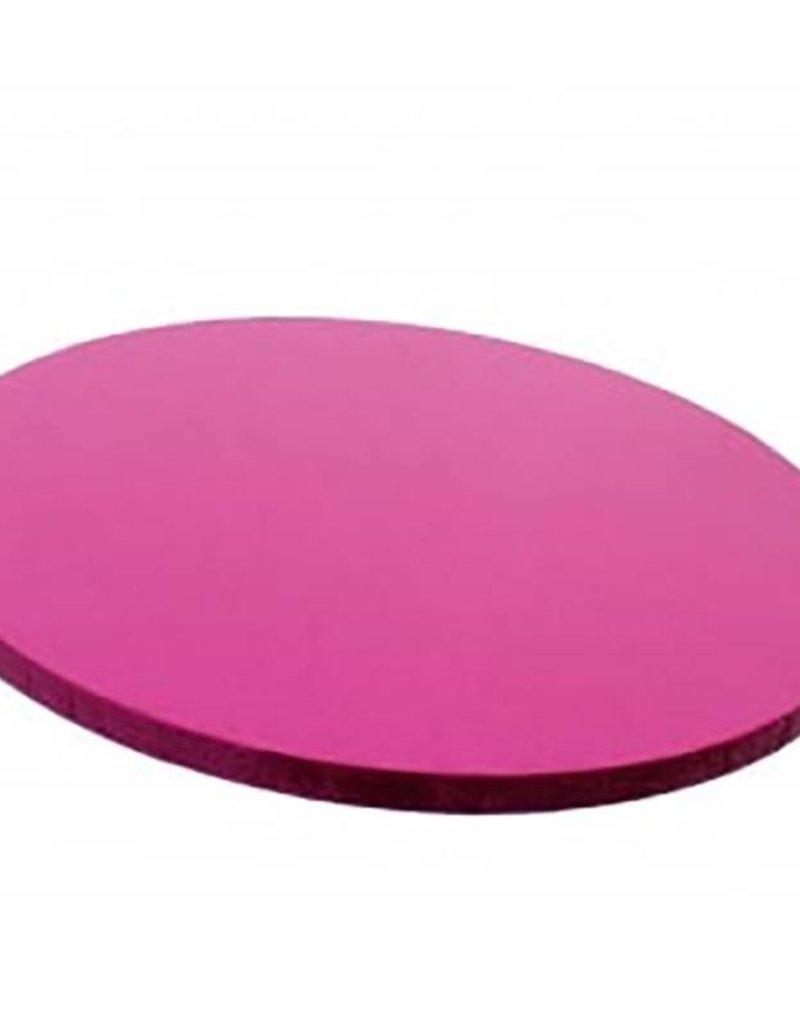 """Enjay Enjay - Cake drum - 1/2"""" round, Pink -"""
