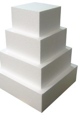 Pastry Depot Cake dummies - square -