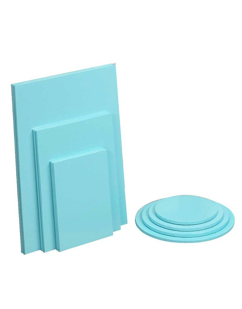 "Enjay Enjay - Cake drum - 1/2"" Blue -"