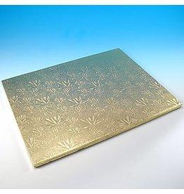 "Enjay Enjay - Cake drum - 1/2"" Gold (box of 6) -"