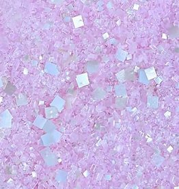 Bakery Bling Bakery Bling - Light Pink Glittery Sugar - 1 lb